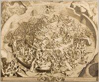 Inferno According To Dante