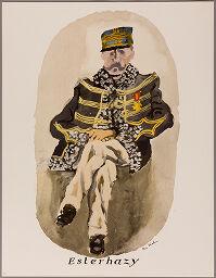 Esterhazy (The Dreyfus Affair)