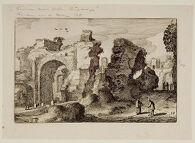 Ruins of the Baths of Caracalla