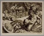 Bacchus and Drunken Silenus