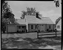 Untitled (Exterior Of Cape Cod Style House And Fence)