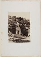 Tomb Of Absalom, Valley Of Josaphat, Jerusalem