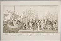 Saint Ranieri Assuming the Dress of a Hermit