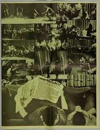 Fluxus 3 Newspaper Events For The Price Of $1 No. 7 February 1, 1966
