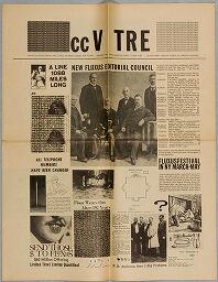 Fluxus Cc V Tre Fluxus No. 1 January, 1964