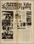 Fluxus cc Valise e TRanglE No. 3 March, 1964
