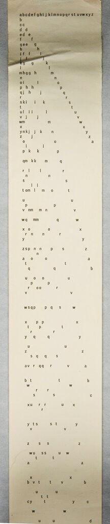 Alphabet Symphony