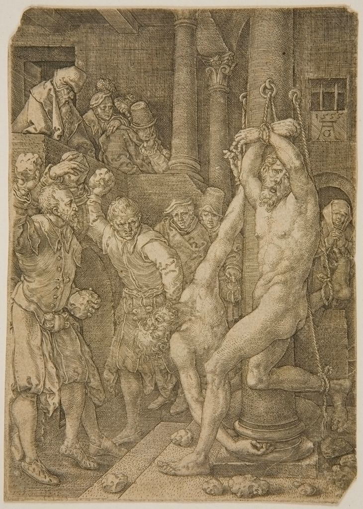 The Stoning Of The Elders