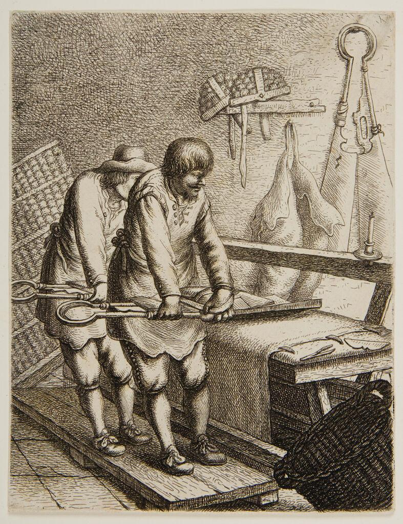 Stretcher Of Cloth