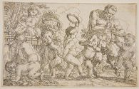 Satyr and Children