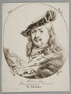 Portrait of Gerrit Dou