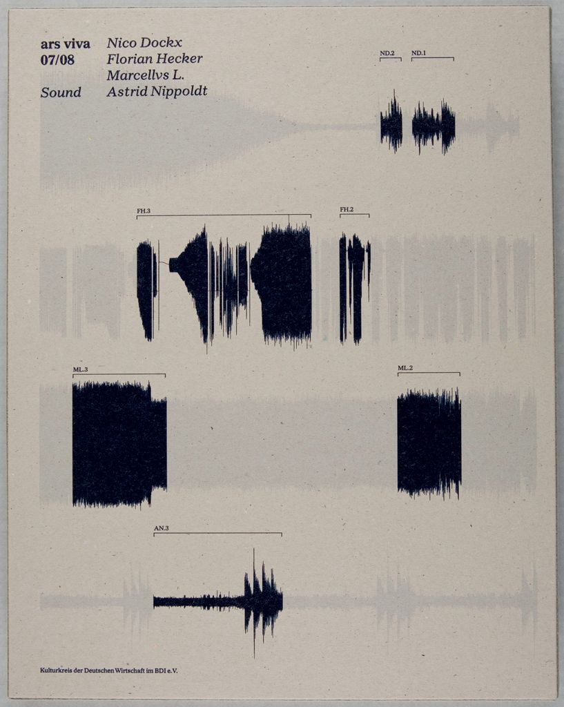 Ars Viva 07/08 - Sound