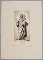 Joseph And The Christ Child