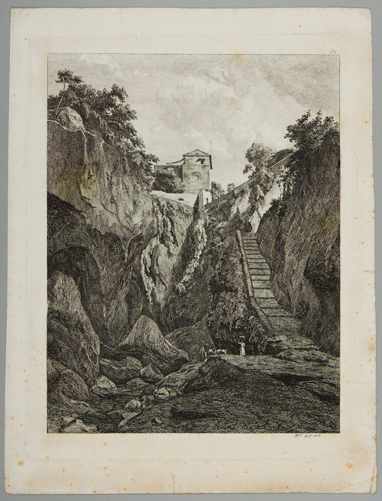 Grotto near Sorrento