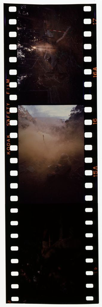 Untitled (Fighting On Hill 882 In Central Highlands Near Dak To, Vietnam)