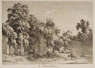 La fontana Egeria