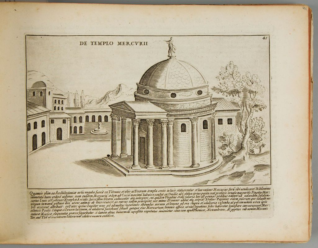 The Temple Of Mercury