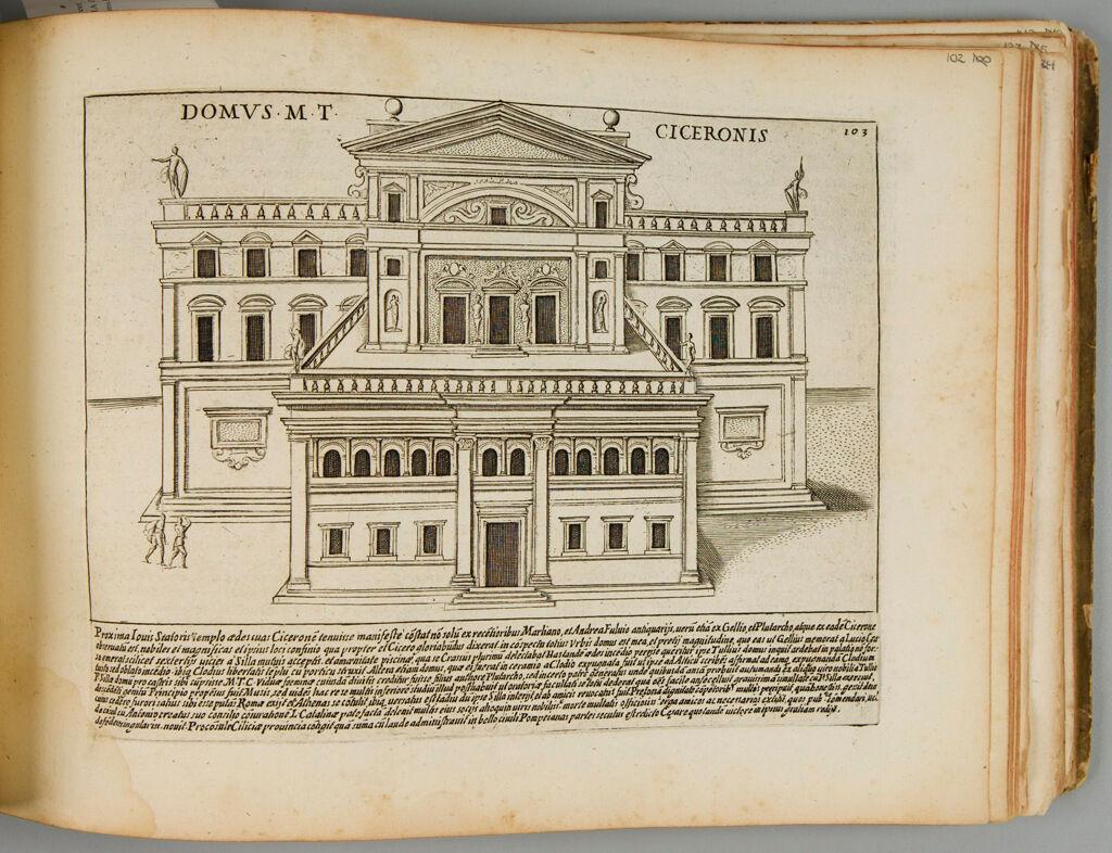 The House Of Marcus Tullius Cicero