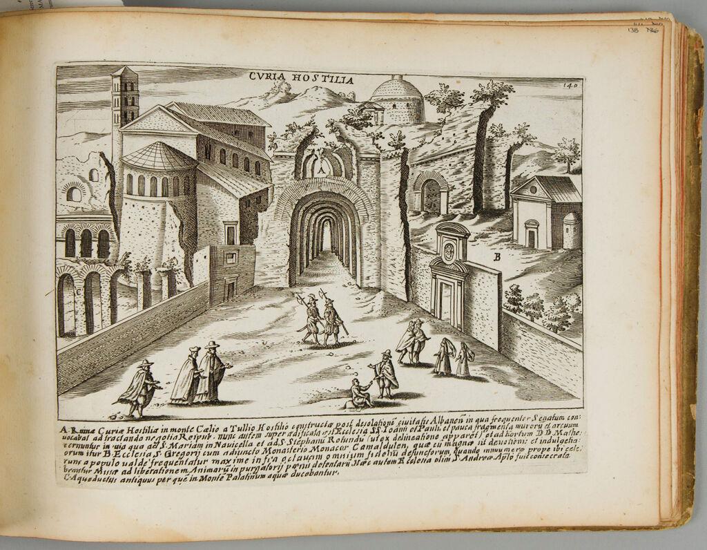Senate House Of Hostilius