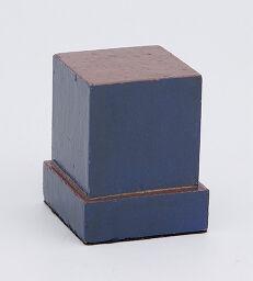 Chess Piece: Blue Rook