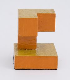 Chess Piece: Orange Knight