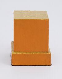 Chess Piece: Orange Rook