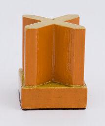 Chess Piece: Orange Bishop