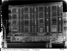 Bldg. W. Cor. Of Boylston & Berkeley Sts.