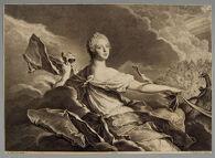 Marie Adélaïde de France, Daughter of Louis XV