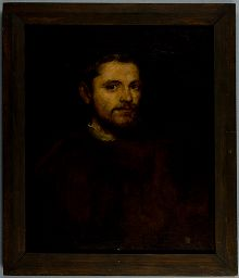 Portrait Of A Man, After Paris Bordone