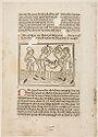 Jubal And Tubalkain; Verso: Christ Nailed To The Cross