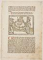 Passover; Verso: Melchisidek Offering Abraham Bread And Wine