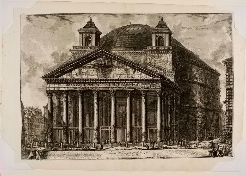 The Pantheon Exterior