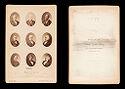 Democratic Counsel (Nine Vignette Portraits With Facsimile Autographs)