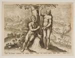 Eve Tempting Adam