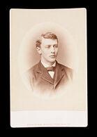 James Otis Sargent Huntington (1854-1935)