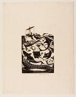 Saint Brendan And The Sea Monsters