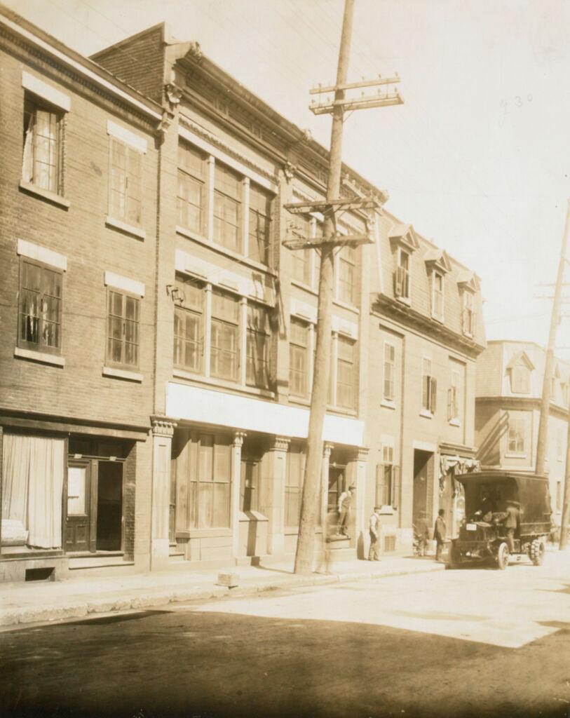 Social Settlements: Canada. Montreal. University Settlement: University Settlement, Montreal