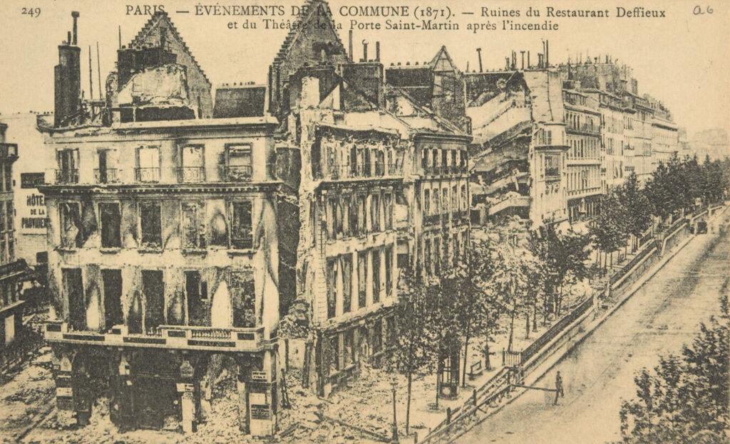 Socialism: France. Paris.