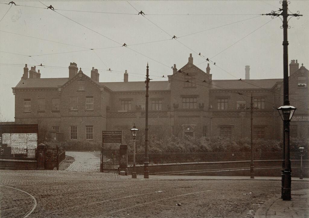 Social Settlements: Great Britain, England. Manchester.