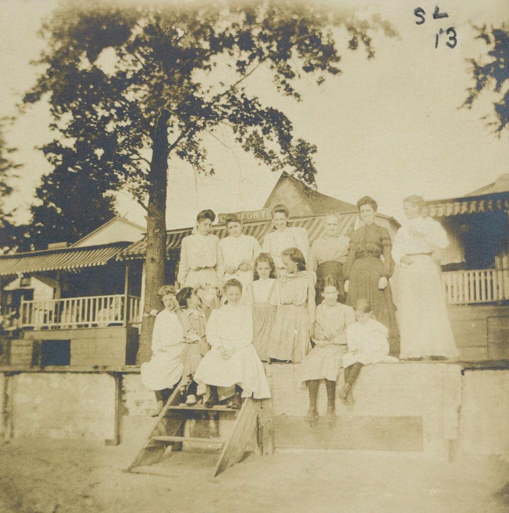 Social Settlements: United States. Delaware. Wilmington.