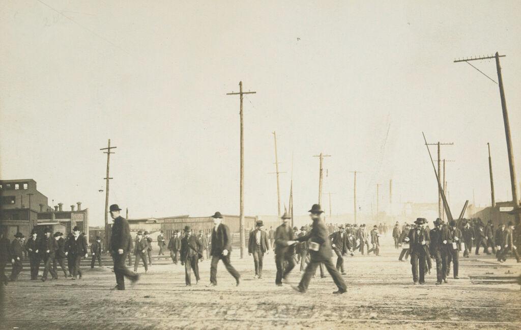 Social Settlements: United States. Illinois. Chicago.