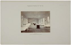 Crime, Prisons: United States. New York. Hart's Island. Branch Workhouse: Department of Correction, New York City: Hospital. Branch Workhouse, Hart's Island..   Social Museum Collection