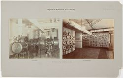 Crime, Prisons: United States. New York. New York City. The Tombs: Department of Correction, New York City: City Prison (The Tombs), Manhattan..   Social Museum Collection