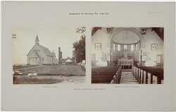 Crime, Prisons: United States. New York. Hart's Island. Branch Workhouse: Department of Correction, New York City: Branch Workhouse, Hart's Island..   Social Museum Collection