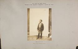 Education, Industrial: United States. New York. New York City. Public Schools, Adaptation to Special City Needs: New York City Public Schools. Examples of the Adaptation of Education to Special City Needs: Abnormal Child. Public School No.48 Manhattan..   Social Museum Collection