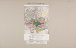 Government, City: Germany. Frankfurt: Heights of Buildings, German Cities: Brief statement of the provisions of the districting ordinances of Frankfort will be found in the Report of the Heights of Building Commission...New York, 1913, on pages 49 and 50. (Go.110.1).   Social Museum Collection