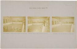 Health, Baths: Great Britain, England. London: Lambeth Baths: Social Conditions in London, England, 1903.   Social Museum Collection