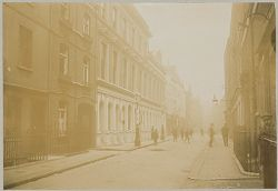 Health, Baths: Great Britain, England. London. Westminster: St. George's Baths: Social Conditions in London, England, 1903: Westminster public baths.   Social Museum Collection