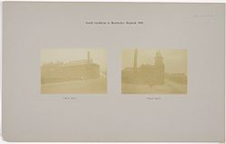 Health, Baths: Great Britain, England. Manchester. Public Baths: Social Conditions in Manchester, England, 1903.   Social Museum Collection